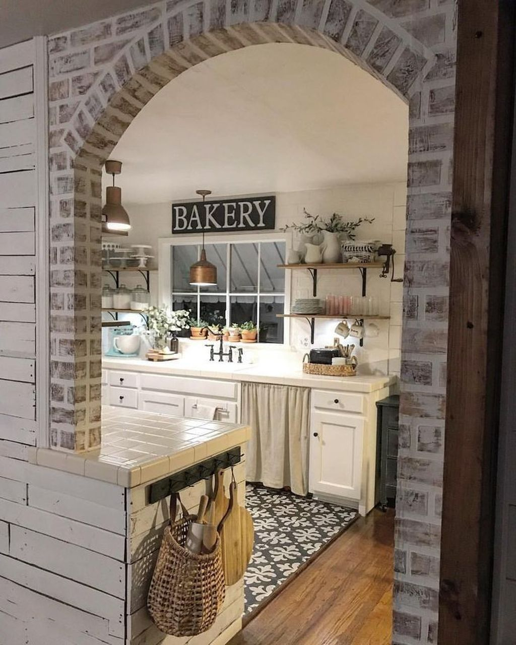 The Best Farmhouse Kitchen Design Ideas For You Try 25