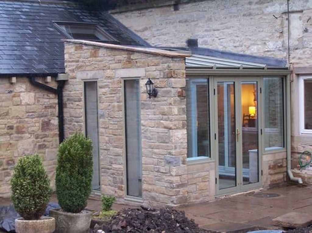 The Best Modern Front Entrance Exterior Design Ideas 17