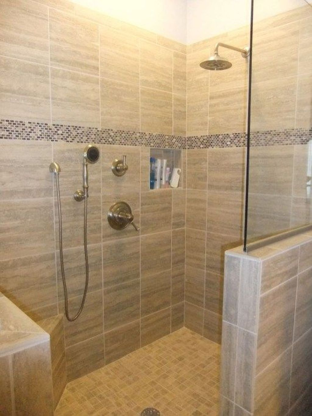The Best Stone Tile Bathroom Ideas To Decorate Your Bathroom 11