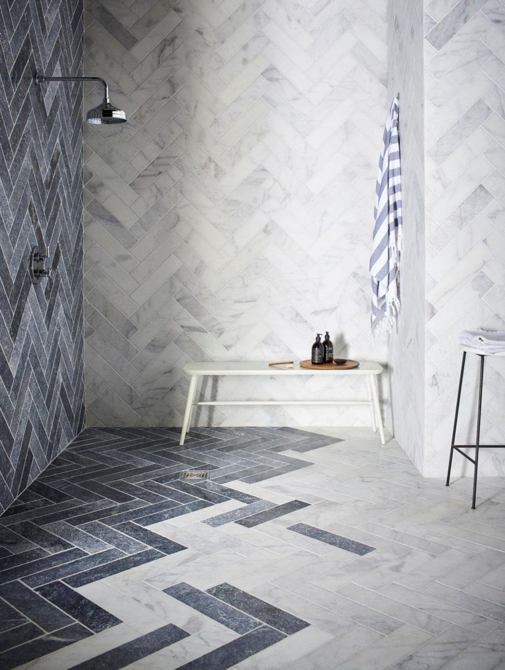 The Best Stone Tile Bathroom Ideas To Decorate Your Bathroom 18
