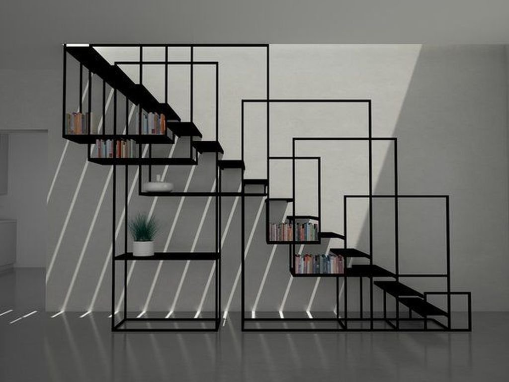 Awesome Minimalist Home Stairs Design Ideas 02
