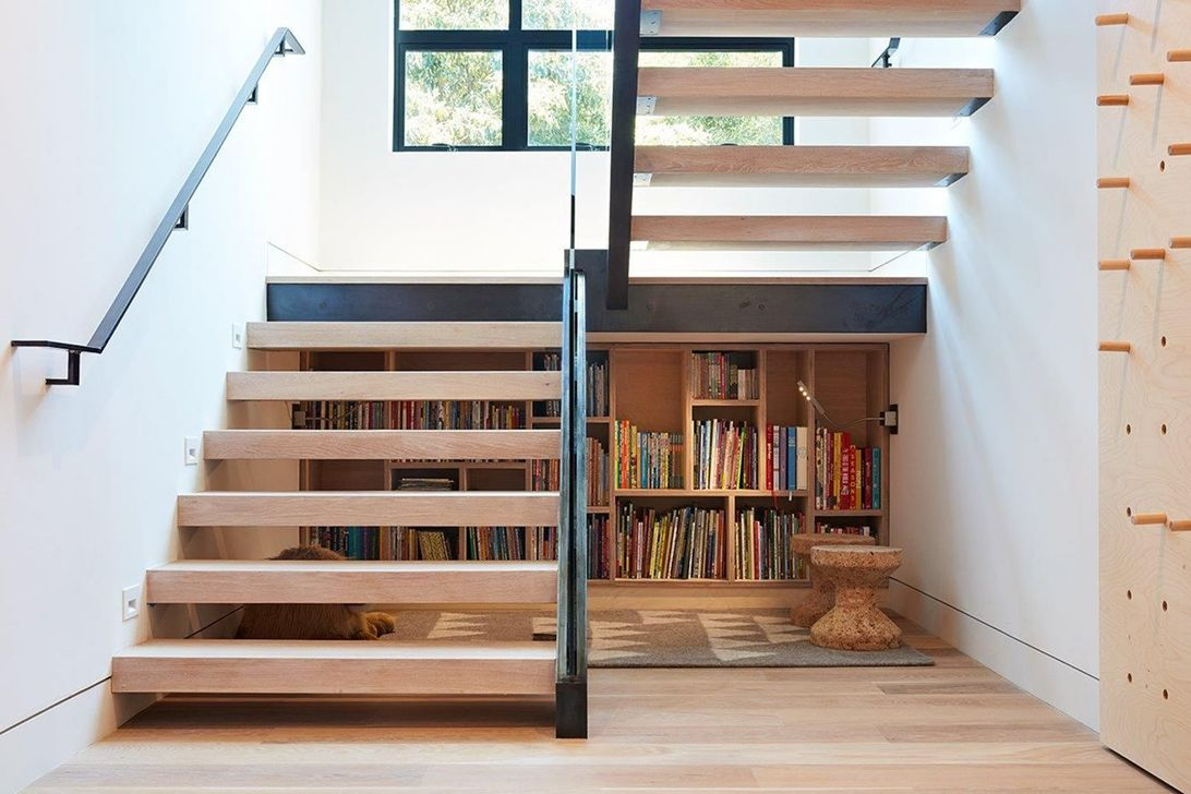 Awesome Minimalist Home Stairs Design Ideas 11