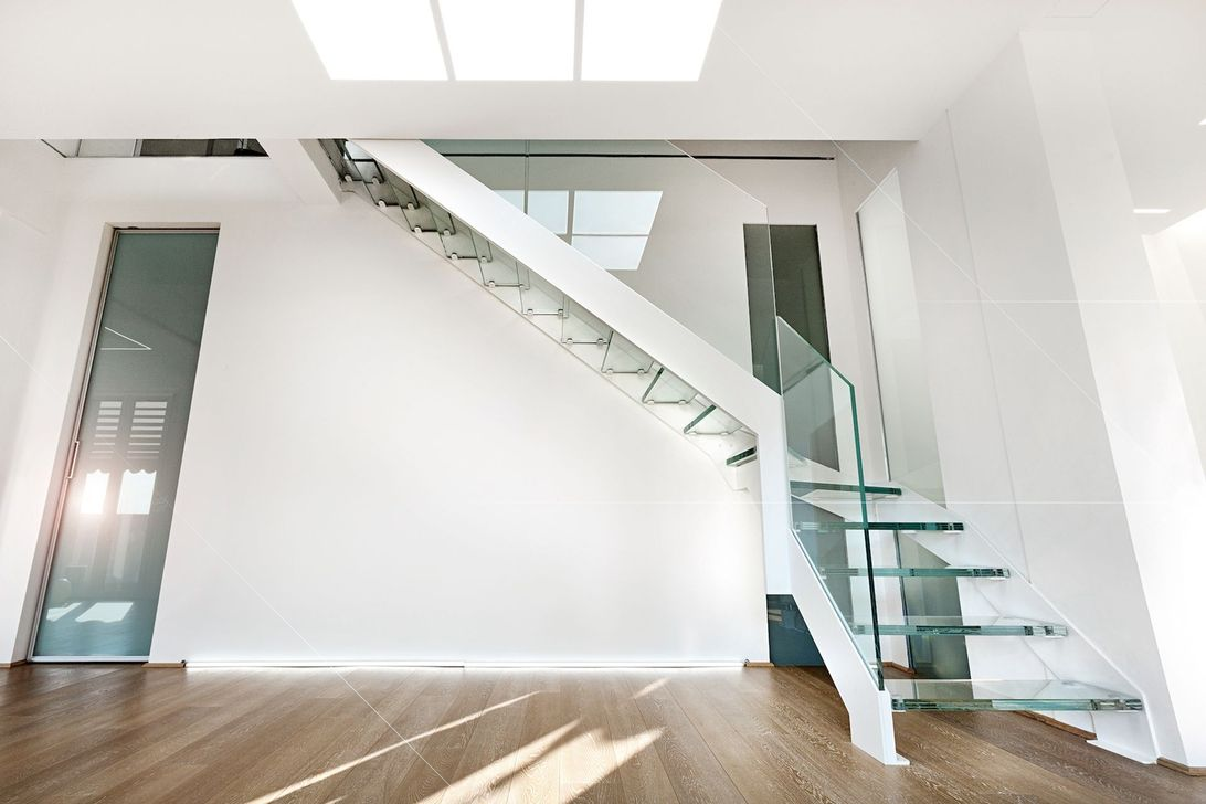 Awesome Minimalist Home Stairs Design Ideas 16