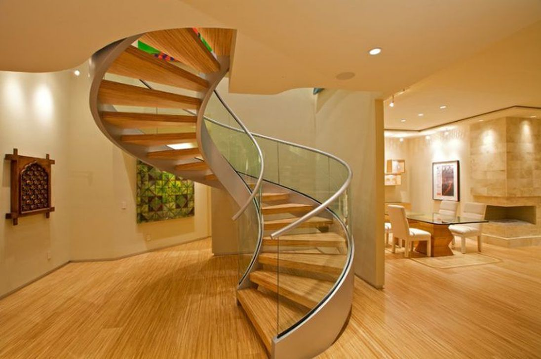 Awesome Minimalist Home Stairs Design Ideas 22