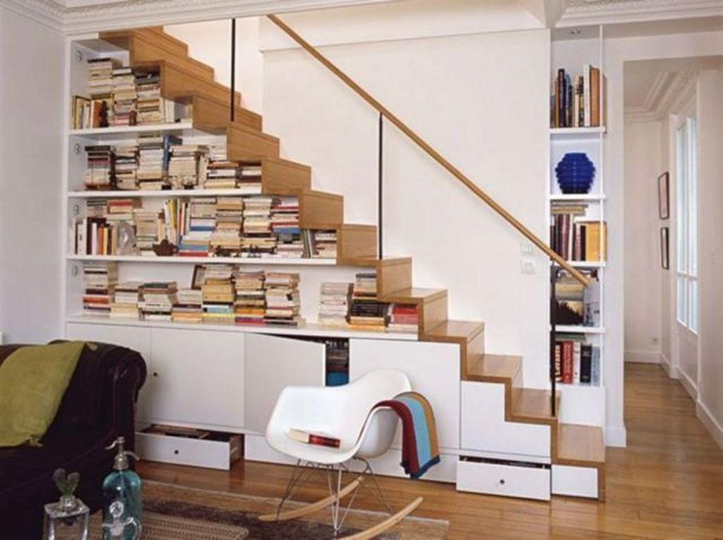 Awesome Minimalist Home Stairs Design Ideas 30