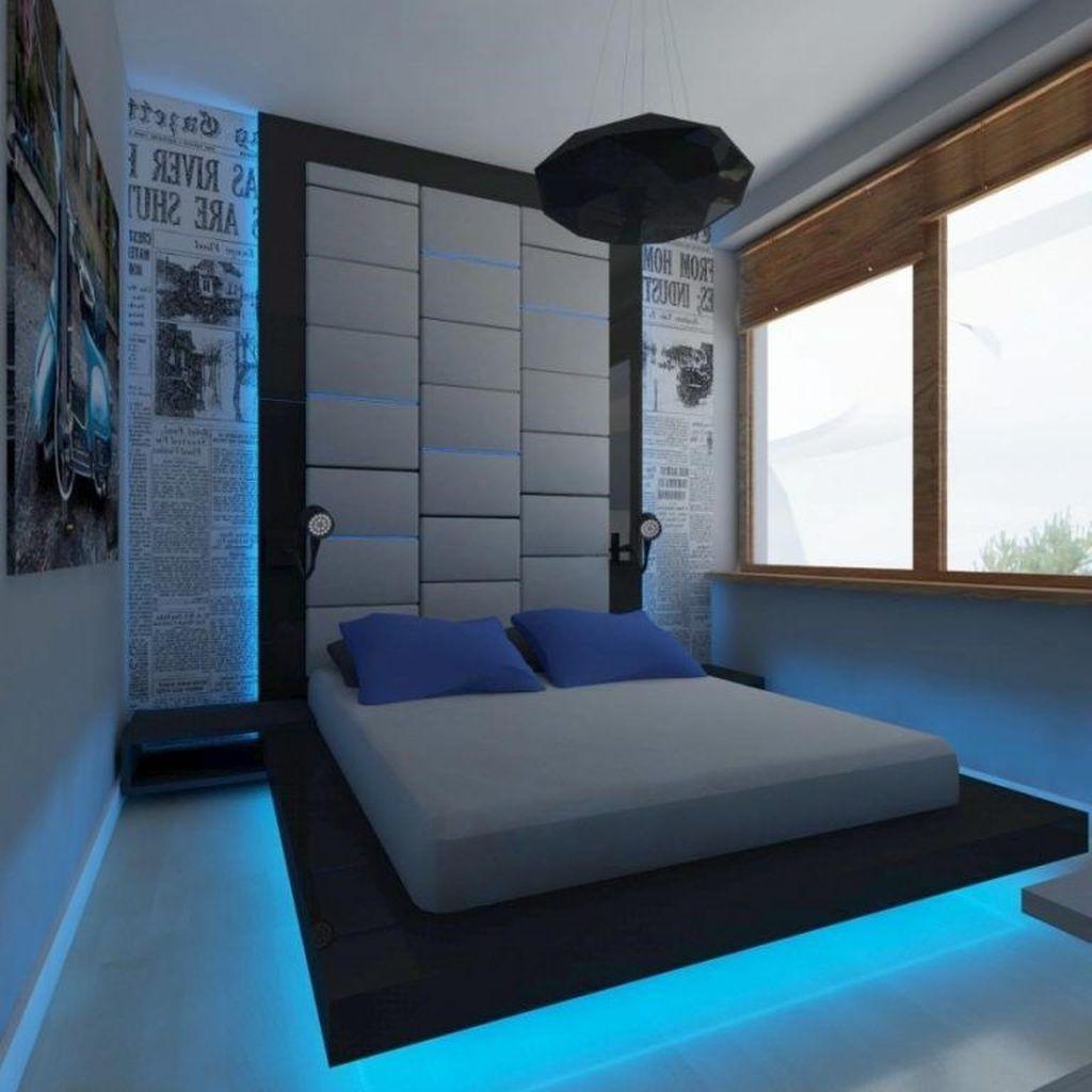 Fabulous Contemporary Bedroom Design Ideas 07