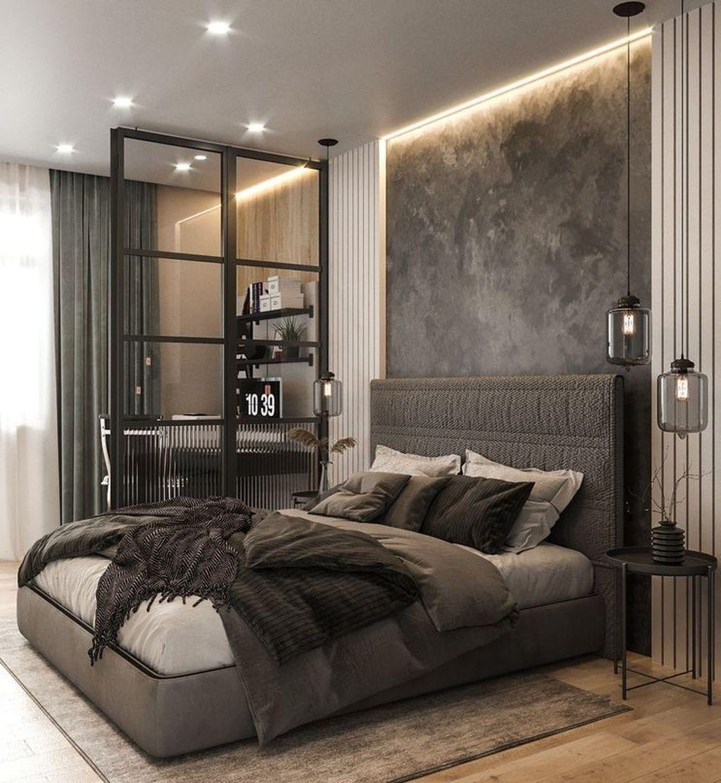 Fabulous Contemporary Bedroom Design Ideas 09