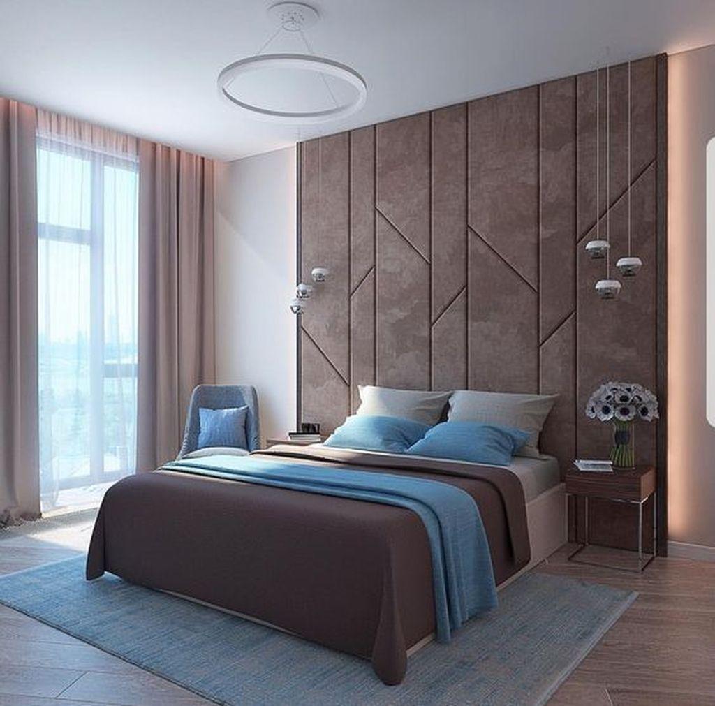 Fabulous Contemporary Bedroom Design Ideas 10