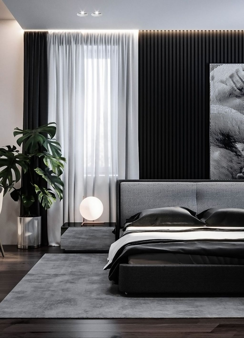 Fabulous Contemporary Bedroom Design Ideas 26