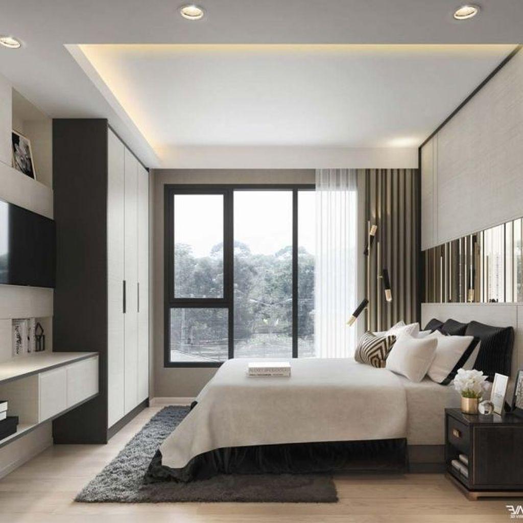 Fabulous Contemporary Bedroom Design Ideas 30