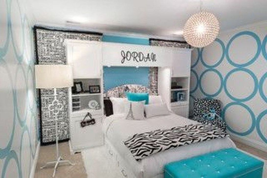 Gorgeous Bedroom Design Ideas For Teenagers 03