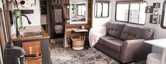 Gorgeous RV Decorating Ideas 17