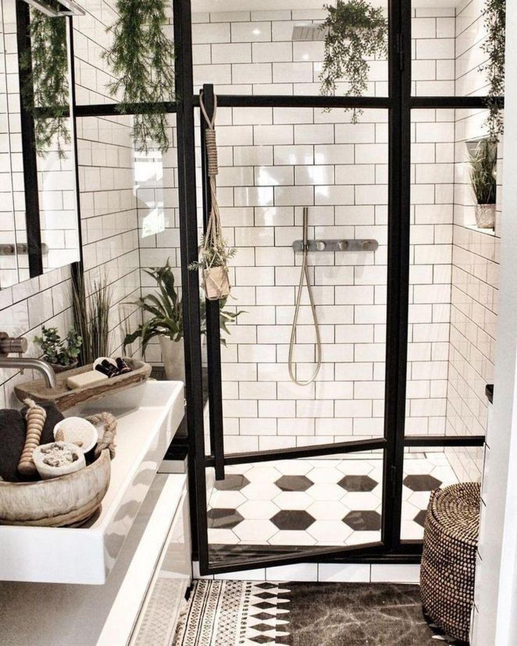 Inspiring Bathroom Tile Ideas 11