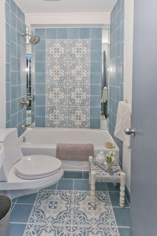 Inspiring Bathroom Tile Ideas 21