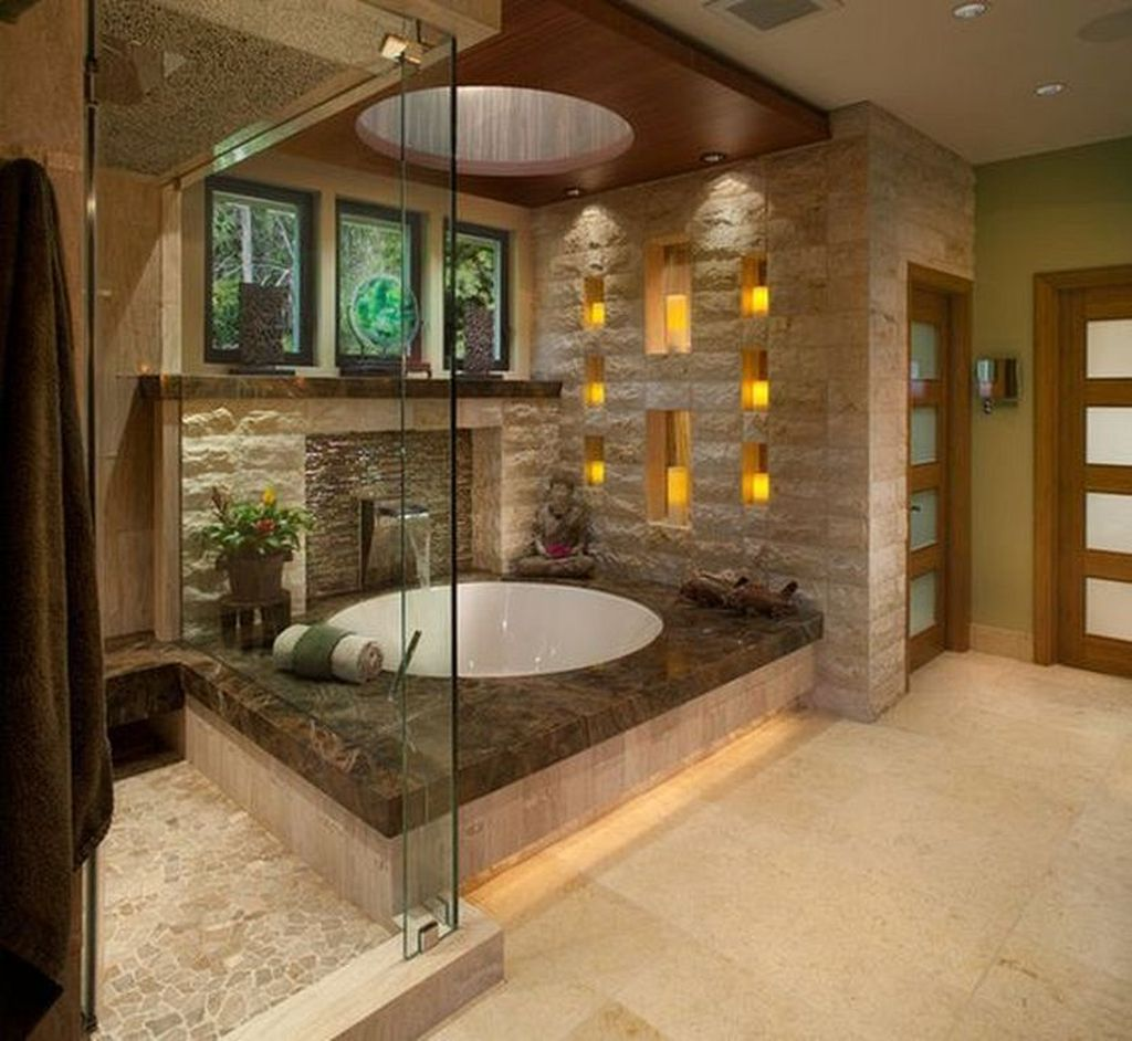 Luxury Bathroom Design And Decor Ideas 07