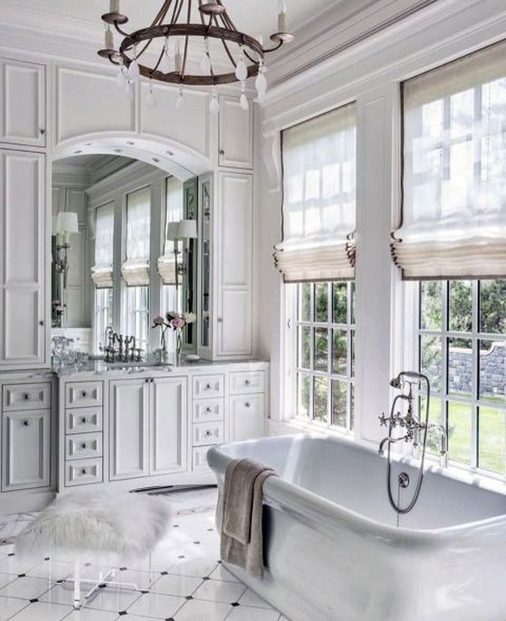 Luxury Bathroom Design And Decor Ideas 10