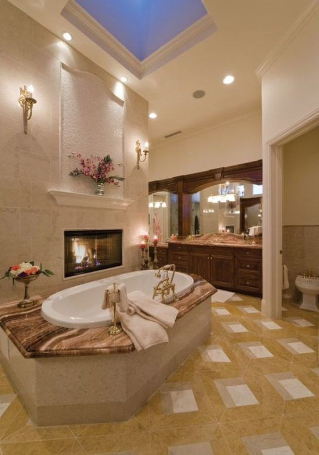 Luxury Bathroom Design And Decor Ideas 18