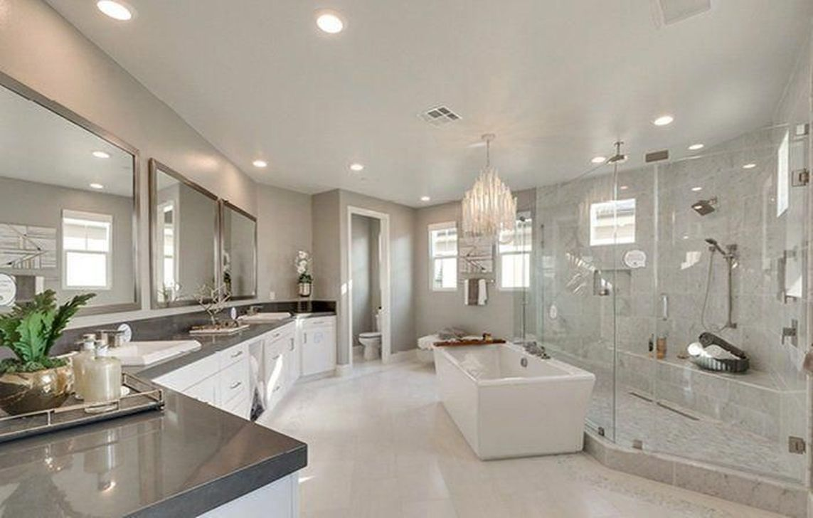 Luxury Bathroom Design And Decor Ideas 19
