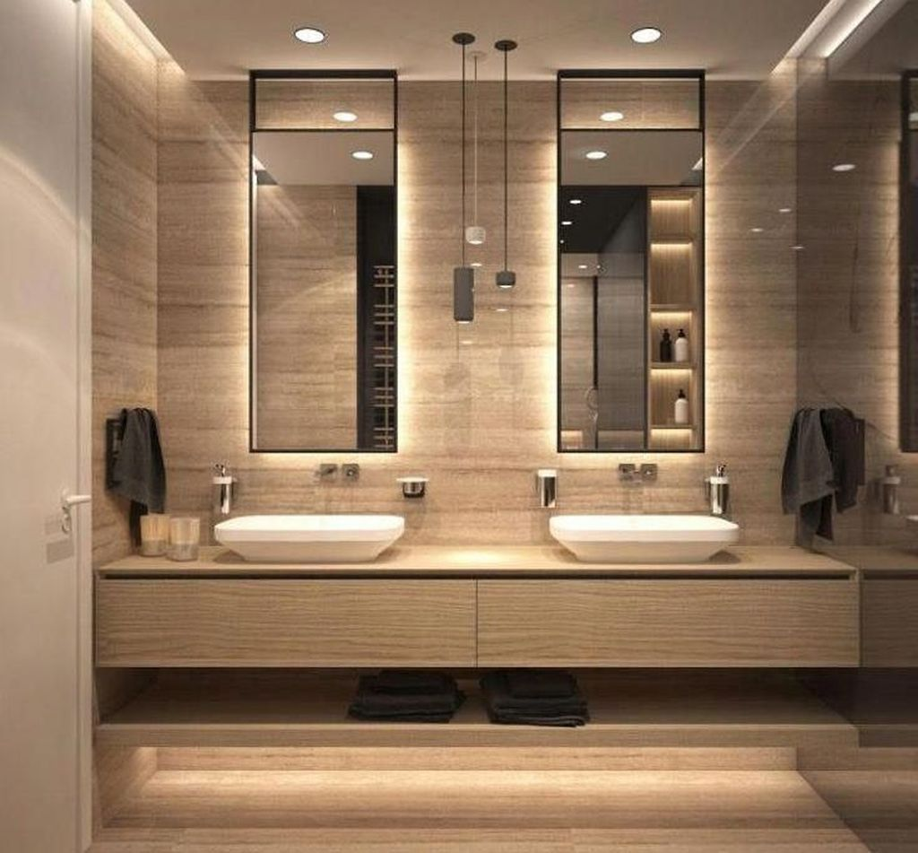 Luxury Bathroom Design And Decor Ideas 23