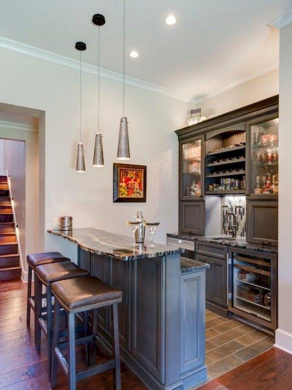 Popular Small Home Bar Design Ideas 03 1