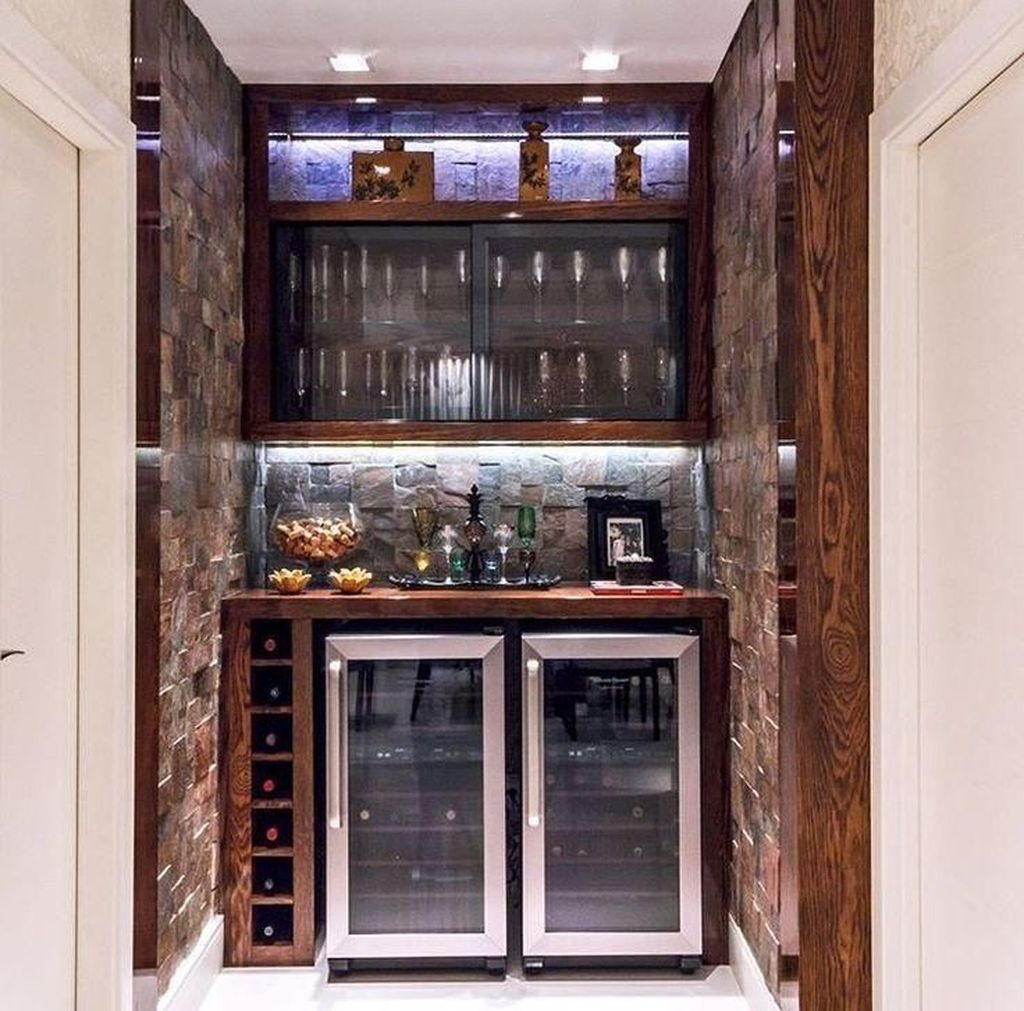 Popular Small Home Bar Design Ideas 04 1