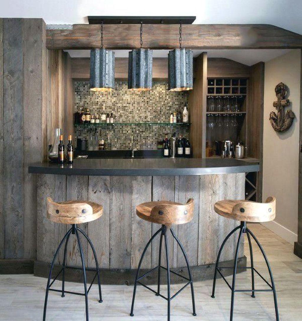 Popular Small Home Bar Design Ideas 06 1