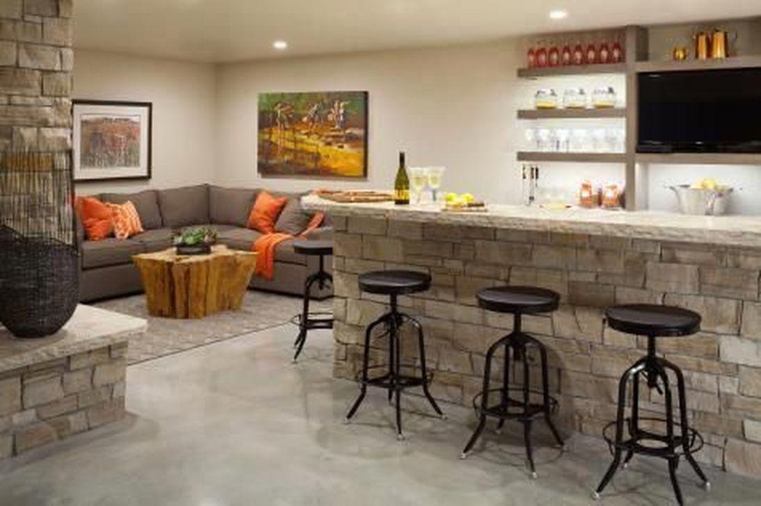 Popular Small Home Bar Design Ideas 18 1