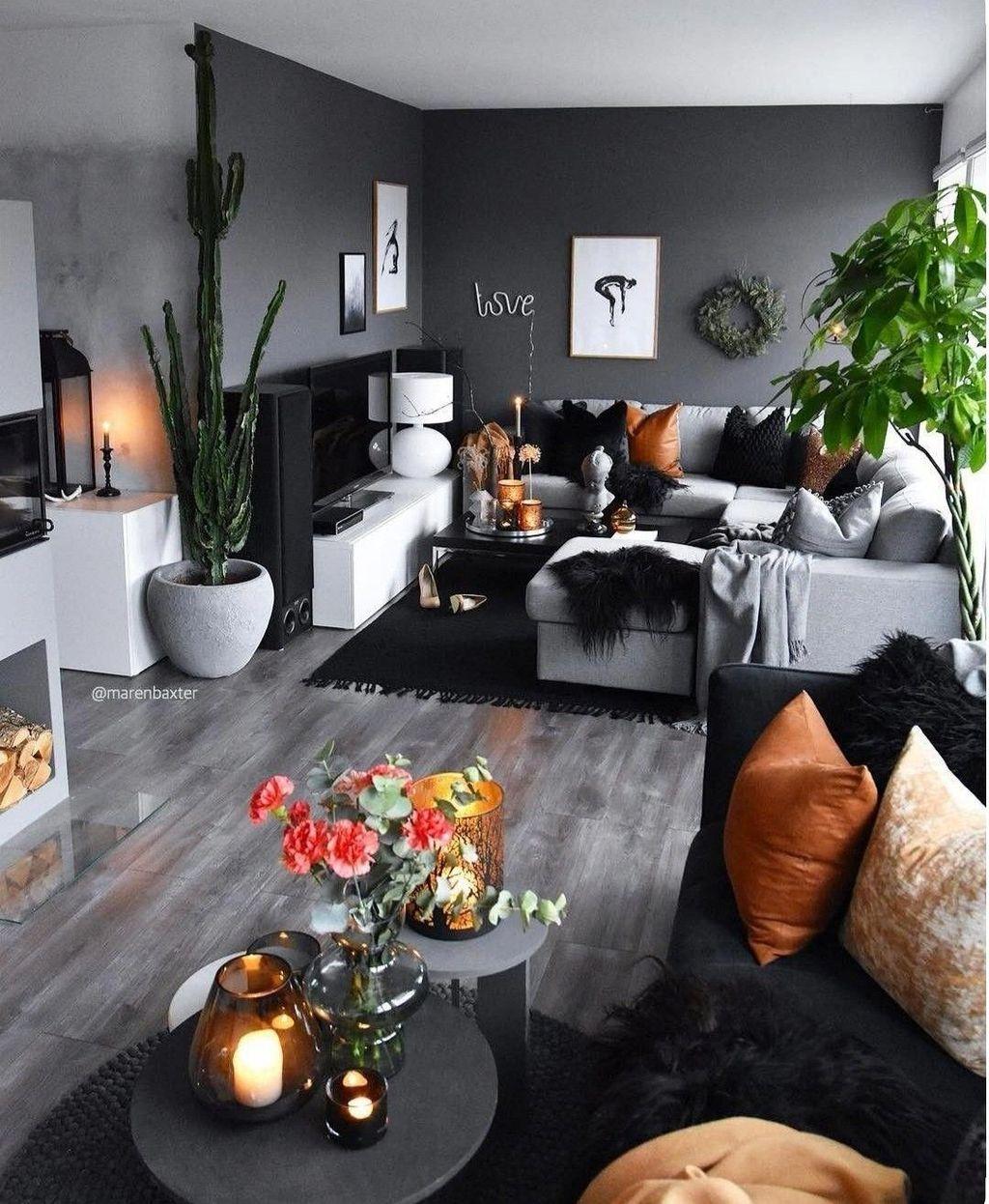Stunning Halloween Living Room Decor Ideas Looks Scary 14