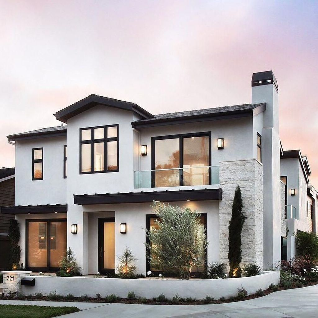 The Best Home Architecture Exterior Design Ideas 09