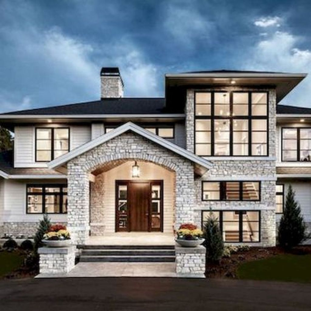 The Best Home Architecture Exterior Design Ideas 34
