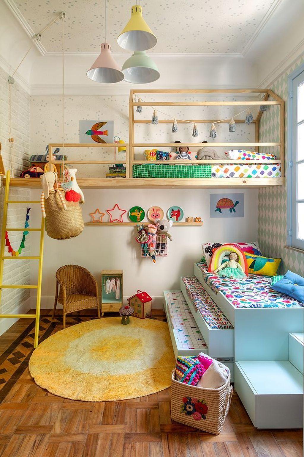 Amazing Kids Bedroom Decoration Ideas 12
