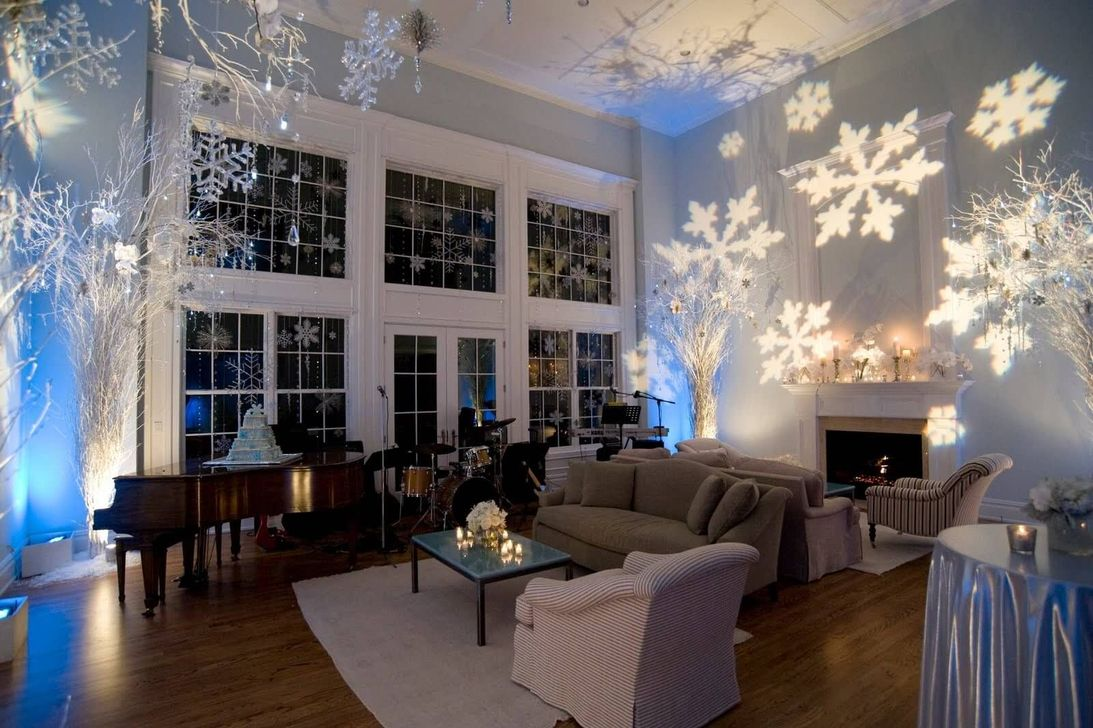 Awesome Winter Wonderland Party Decorations Ideas 28