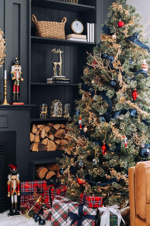Beautiful Christmas Tree Decorations Ideas 13