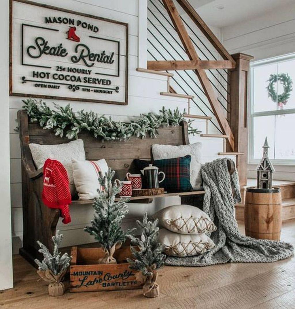 Fabulous Winter Home Decor Ideas 17