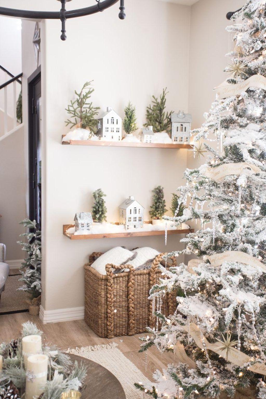 Fabulous Winter Home Decor Ideas 20