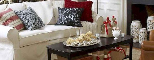 Fabulous Winter Living Room Decor Ideas 06
