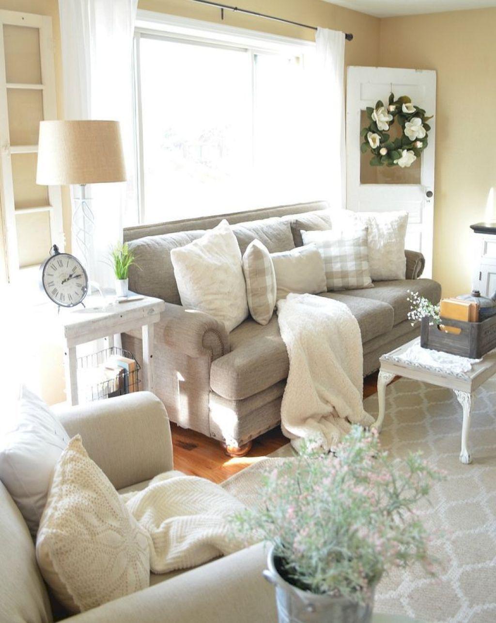 Fabulous Winter Living Room Decor Ideas 28