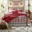 Gorgeous Master Bedroom Decor Ideas For Wintertime 24