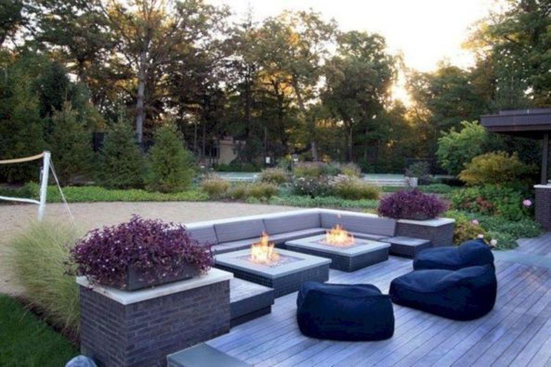 Inspiring Backyard Fire Pit Ideas 01