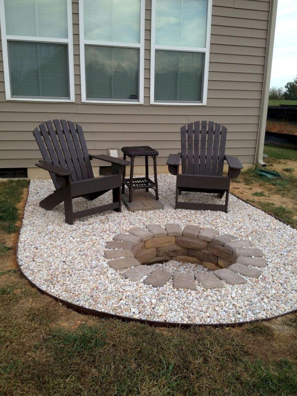 Inspiring Backyard Fire Pit Ideas 14