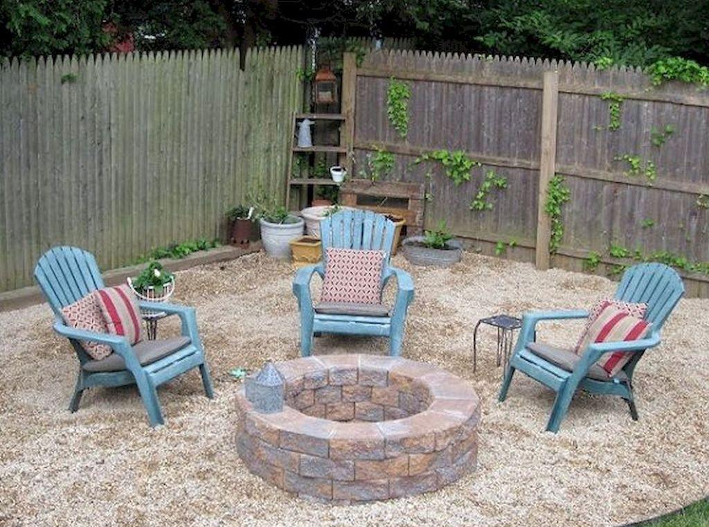 Inspiring Backyard Fire Pit Ideas 21
