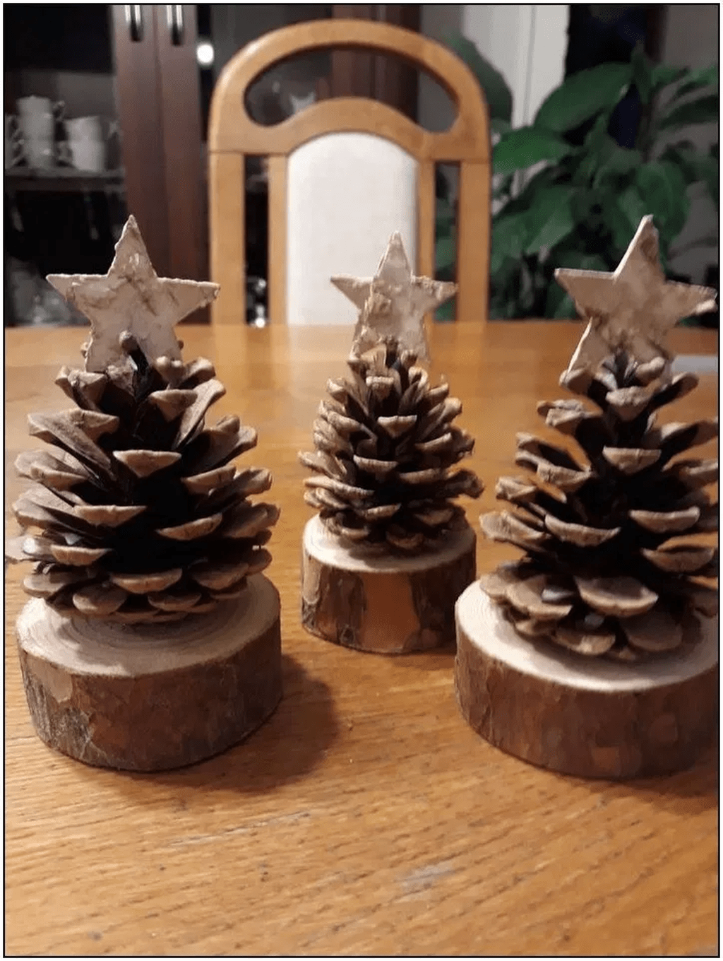 Nice Christmas Rustic Ornaments For Home Decoration 23