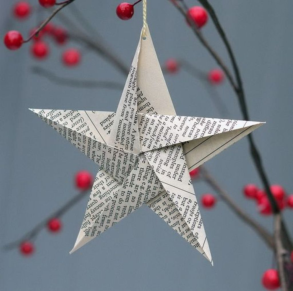 Nice Christmas Rustic Ornaments For Home Decoration 29