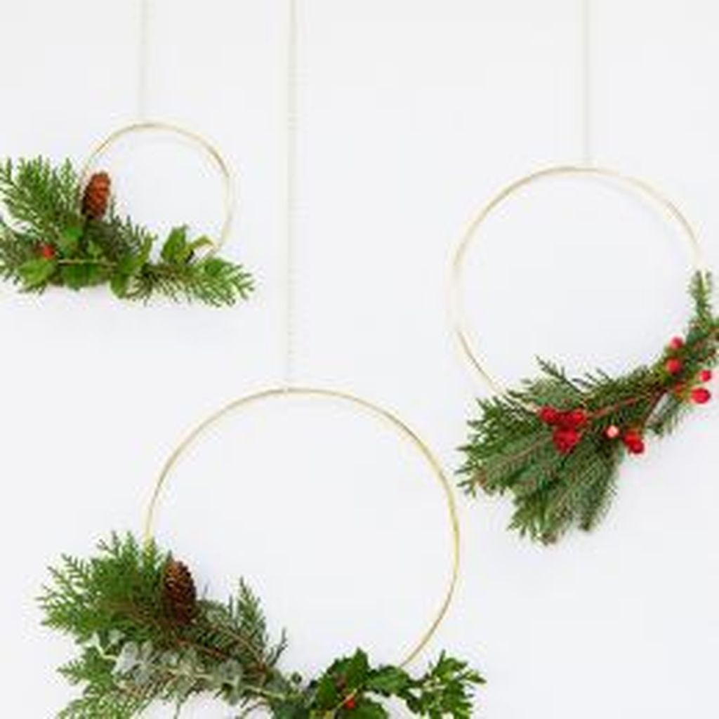 Popular Minimalist Winter Decor Ideas You Should Try 29