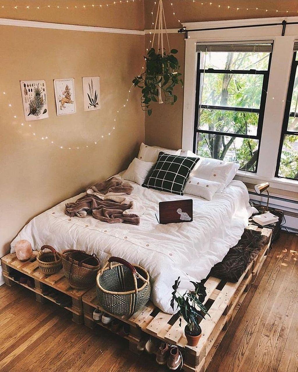 Stunning Bedding Ideas For Cozy Bedroom 04