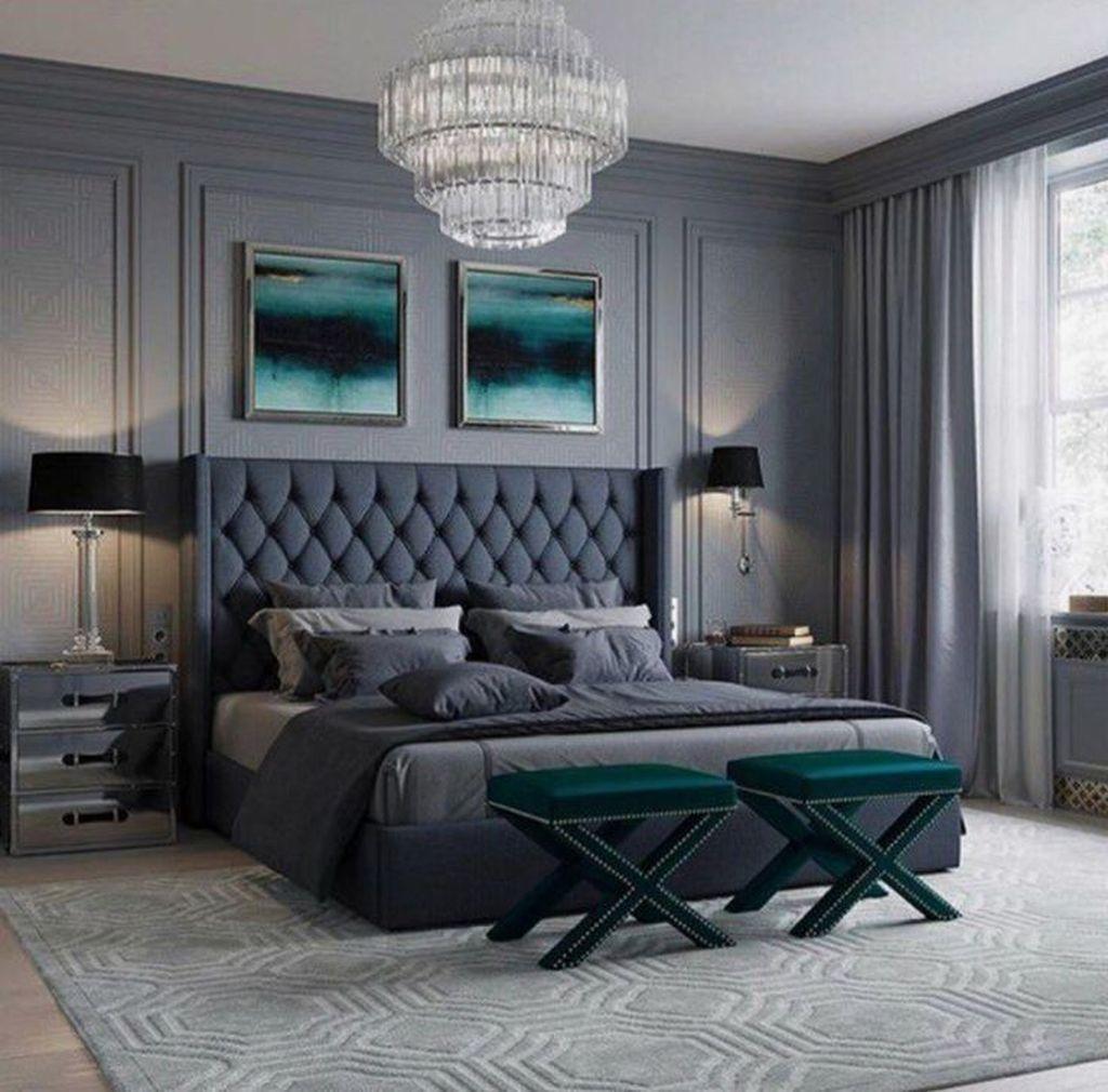 Stunning Bedding Ideas For Cozy Bedroom 23