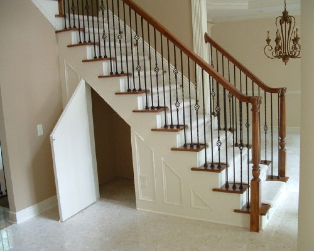 Stunning Wooden Stairs Design Ideas 14