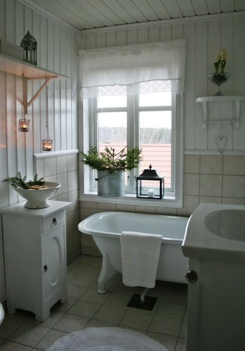 The Best Winter Bathroom Decor Ideas 15