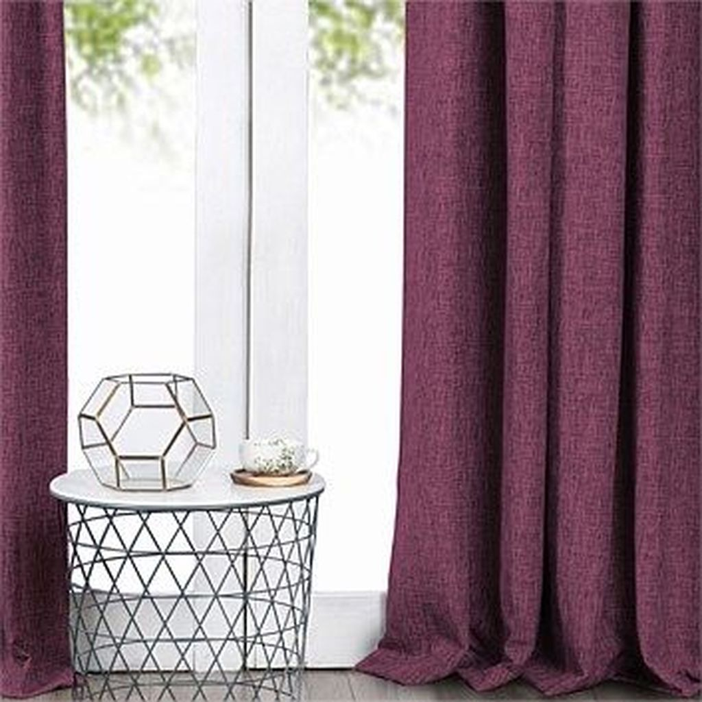 The Best Winter Curtains Ideas For Your Living Rooms 27