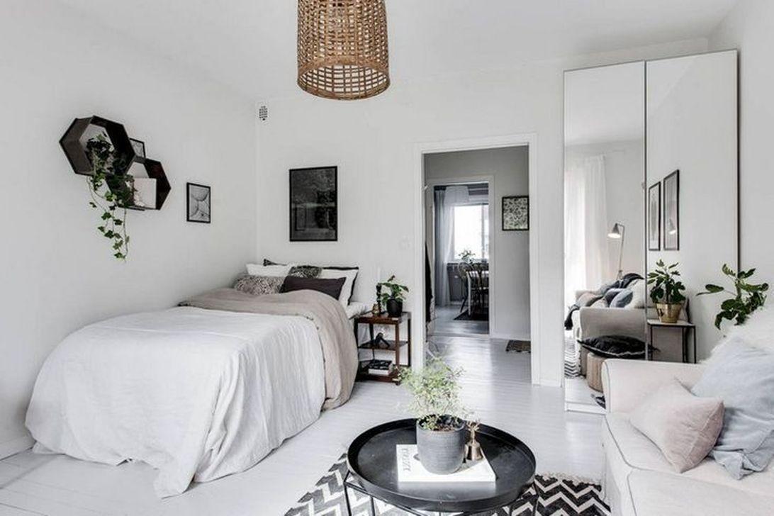 Amazing Studio Apartment Layout Ideas 11